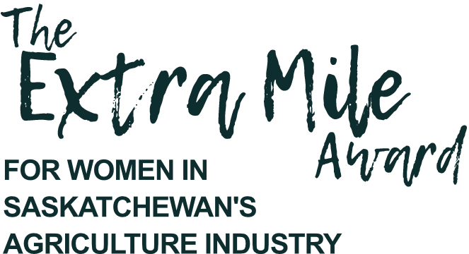 The Extra Mile For Women in Saskatchewan's Agriculture Industry